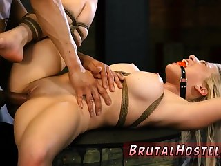 Hd vintage thraldom Big-breasted blond hotty Cristi Ann is