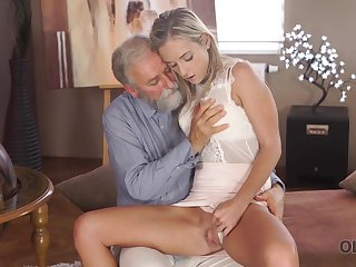 College, Czech, Dad, Daddy, Mature, Old, Old and young, Teacher, Teen, Young