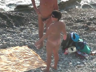 That's the video I like to fap to with an increment of this slut loves fucking on the beach