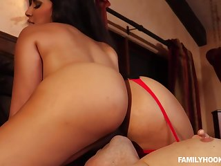 Mercedes Carrera almost Sexing Up My Sister almost Law