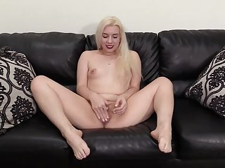 Painal for Over Eager Blonde Newbie