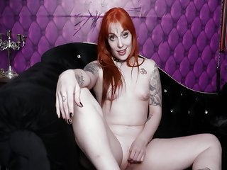 Mel Fire In I Command You To Cum Exactly When I Advise You So - Mistress